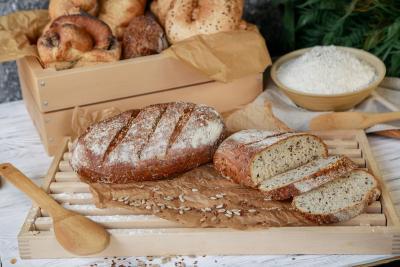 Хлеб 3 Зерна
