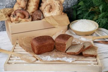 Хлеб Бездрожжевой Ржаной