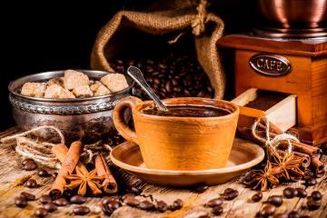 Раф шоколадный
